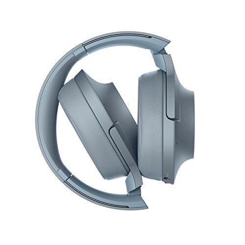 Sony WH-H900N High-Resolution Kopfhörer, Kabelloser, Noise Cancelling, blau - 4