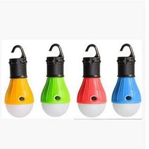 YLSMN Haken hängende Lampe Camping Lampe Zelt Lampe Notlicht Taschenlampe Lampe 3LED Lampe Nachtlicht Mini Lampe nachtlicht kind