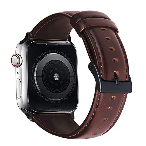 Correa De Cuero para Apple Watch Series 4 44mm