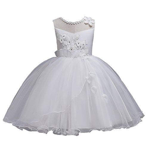 Lzh vestito per ragazze abiti da damigella d'onore per abiti da cerimonia nuziale
