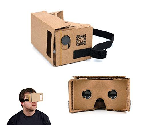 DURAGADGET Gafas de Realidad Virtual VR para Smartphone MyWigo MWG 549 PRO W | Magnum 2 Pro