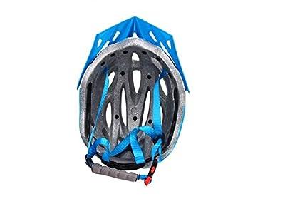 Sports Men Women One-Piece Helmet Ventilation Bike Helmet Porous Mountain Bicycle Helmet(Pink+Black) Cycle Helmets from blueqier