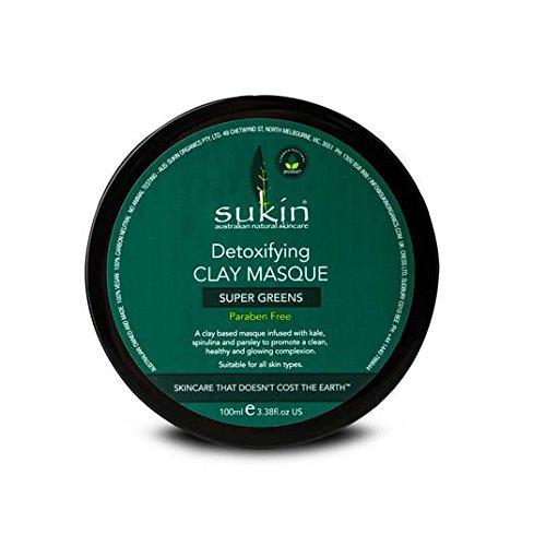 Sukin super Greens Facial Masque 100ml
