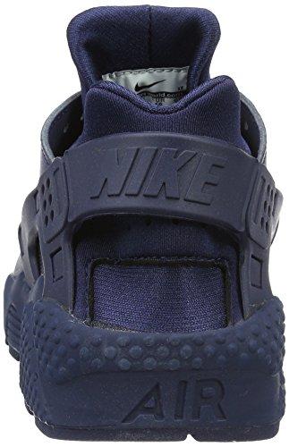 Nike Air Huarache, Baskets Basses Homme Azul (Midnight Navy / Mid Navy-Mid Nvy)