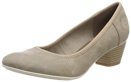 s.Oliver Damen 22301 Pumps, Braun (Pepper), 39 EU