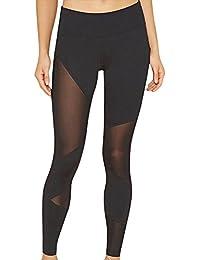 Femme Legging De Sport Athletic Gym Fitness Yoga Elastique Slim Transparent 9e5dccea3c2
