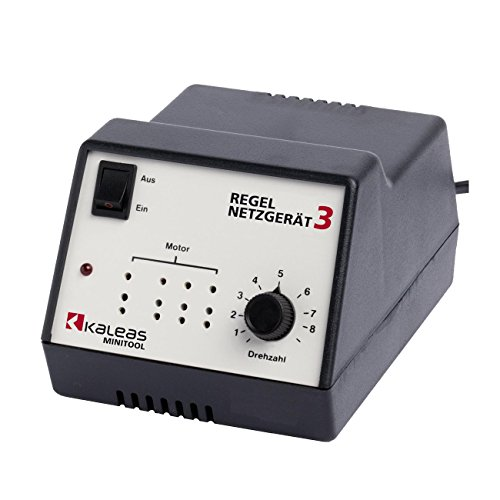 Variable Speed Orbital Jigsaw (Minitool 6High Power Variable Speed Transformer, Silber)