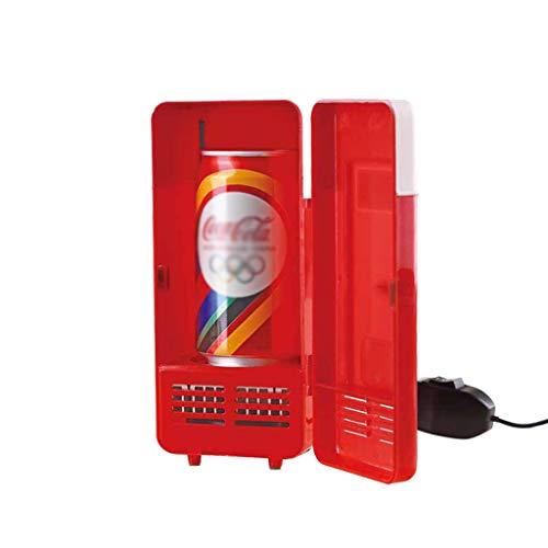 Mini-USB-Auto-Kühlschrank-Kühlschrank-Getränke-Cola-Getränkedosen-Lebensmittelkühler