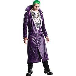 Rubies 's Official suicidio Squad disfraz de Joker para adulto (talla XL)