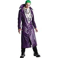 Rubies  s Official suicidio Squad disfraz de Joker para adulto (talla XL) cf121d85ca9