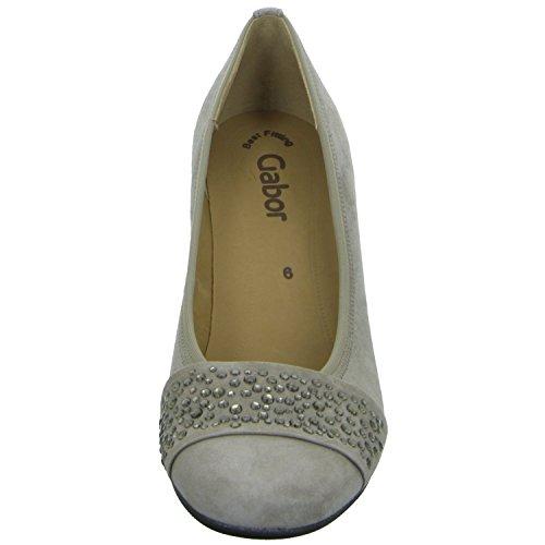 Gabor 65482-12, Scarpe col tacco donna Beige (Beige)
