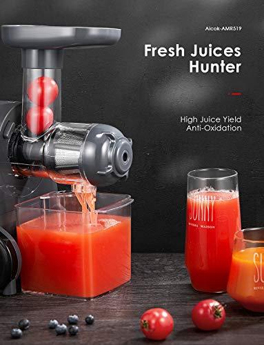 Entsafter – Obst und Gemüse Slow Juicer kaufen  Bild 1*