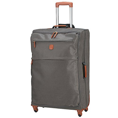 Bric's Laptop-Trolley, Dove Grey (Grau) - BID08118.424 Dove Grey