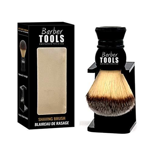 ✮ Barber Tools ✮ Brocha de afeitar con puerta tejón. Diámetro 23mm. sintéticas (de calidad supèrieur