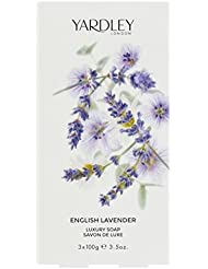 Yardley - english Lavender - Savon - 3 x 100 g