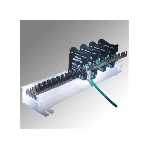 ITW Linx ITW-MGBSGL-1 UltraLinx 66 Block 25 Pair Ground Bar by ITW Linx 1 Ultralinx 66 Block