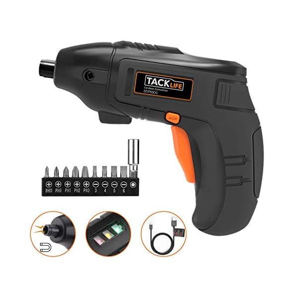 Cacciavite-Elettrico-3Nm-Tacklife-Avvitatore-a-Batteria-Ioni-di-Litio-1500mAh-10-Accessori-36V-Luce-LEDRicaricabile-con-USB-Cavoper-il-Montaggio-e-la-Riparazione-di-Mobili-SDP60DC