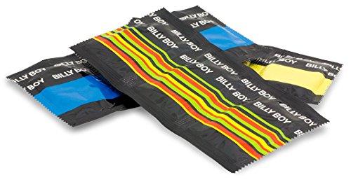 Billy Boy Bunte Vielfalt 24er – farbige, fruchtige und perlgenoppte Kondome - 2