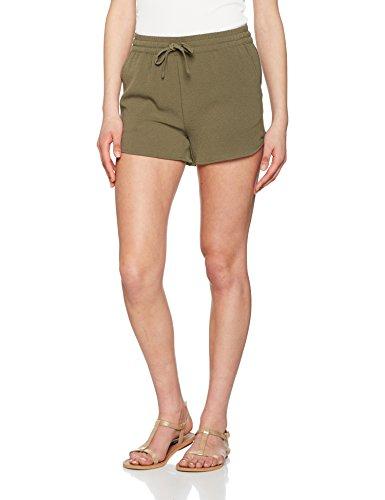 ONLY NOS Damen Onlturner Shorts Wvn Noos, Grün (Kalamata), 36