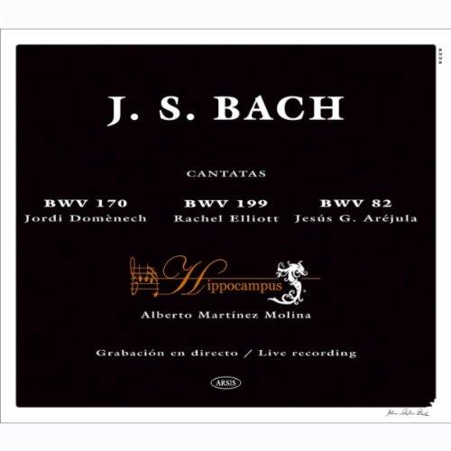 Cantata, BWV 170: 2.Recitativo