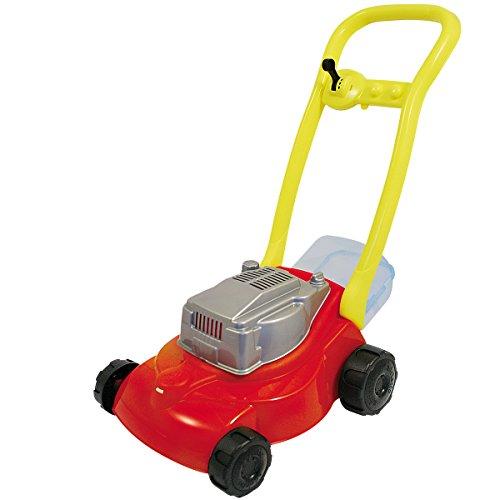 Unbekannt Kinder Rasenmäher, zusammenklappbar, mit Geräusch, Auffangbehälter inkl. Gras - Garten Spielzeug für Draußen Draussen