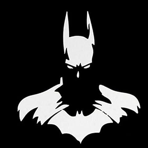 Eaglerich caliente de la venta de coches de Batman pegatinas Batman DC oscuro ventana Caballero del coche del vinilo de la etiqueta engomada del coche que labra engomada del coche