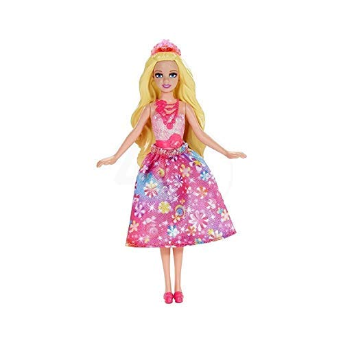 Barbie BLP45 - Barbie Dreamtopia Mini-Figur Alexa (Barbie und die geheime Tür)
