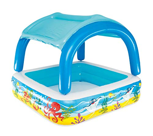 Bestway Canopy Inflatable Kids Paddling Pool