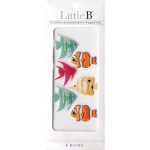 Piccolo pesce tropicale, Mini, colore: