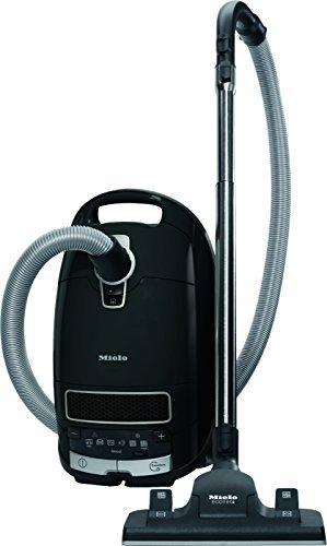 Miele Complete C3 Boost EcoLine Aspirateur avec Sac Noir