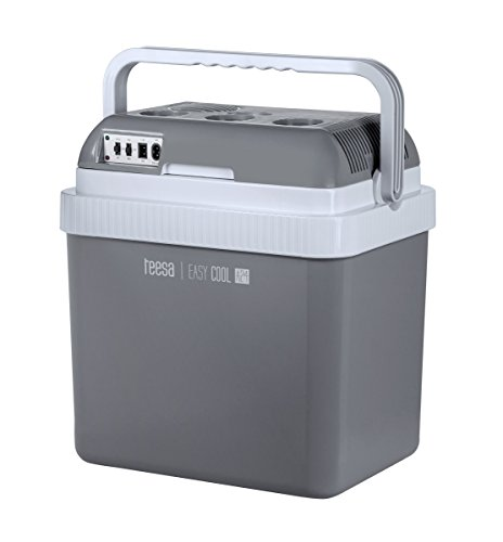 Teesa TSA5000 5000 Tragbare Kühlbox mit Warmhaltefunktion, 24 Liter