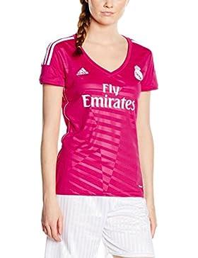 adidas Camiseta de mujer 2ª equipación Real Madrid CF 2014-2015