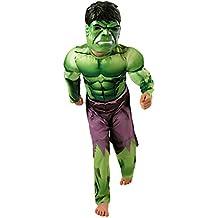 Hulk - Disfraz, M (Rubie's Spain 889213-M)
