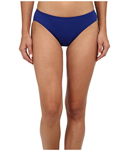 Lauren Ralph Lauren Laguna Solids Hipster mit Logo-Platte, für Damen - Blau - 36