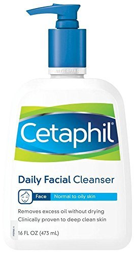 Daily Facial Cleanser For Normal to Oily Skin 470 ml (Reiniger)