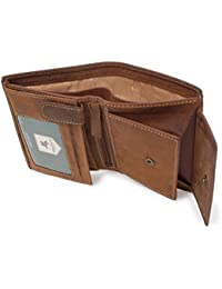 Visconti Hunter Leather Wallet RIFLE - 709