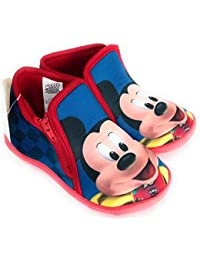 Zapatillas Mickey Mouse para Estar por casa - Pantuflas Mickey Mouse Disney Media Bota