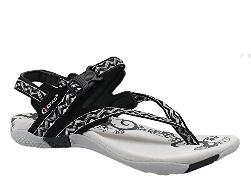 Kefas - Iside 3552 - Sandalo femminile Nero