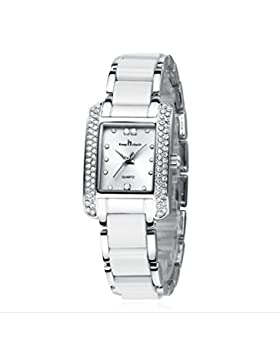 KEEP IN TOUCH K8453 Womens wrist watch, Quartz Watch for Women, Watch Stainless Steel Band, women watch waterproof...