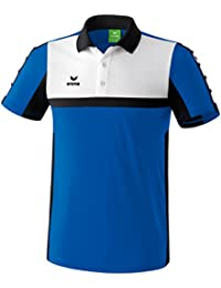 Erima Classic 5-Cubes Polo Homme