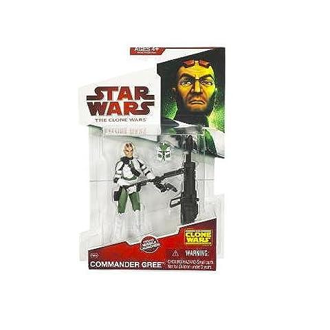 Star Wars Clone Wars Commander Gree New Packaging Figure