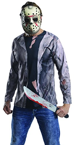 Jason Halloween Kostüm - Rubie's 336573 - Jason Kit, Action Dress Ups und Zubehör, One Size