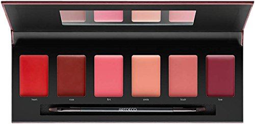 Artdeco Most Wanted Lip Palette 1, Kiss Kiss, 1 g -