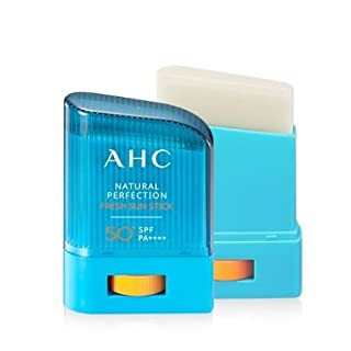 [AHC] Natural Perfection Fresh Sun Stick (SPF50+PA++++) 22g