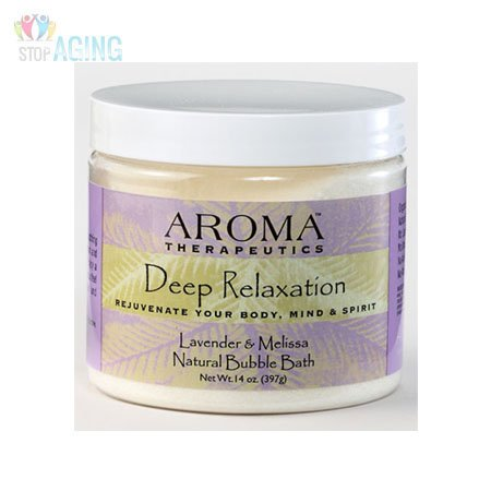 aroma-therapeutics-deep-relaxation-natural-bubble-bath-lavender-melissa-14-oz-by-abra