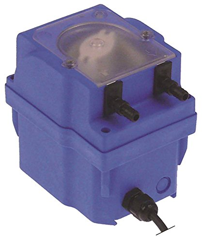 Meiko Dosiergerät MP2-R für Reiniger 7l/h für Spülmaschine Eco Star 545 D Schlauchanschluss ø 6mm 230V Drehzahlregelung