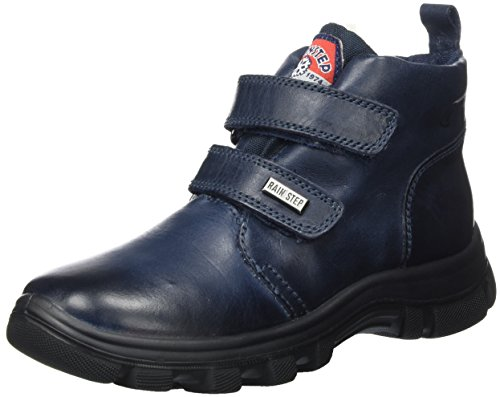 Naturino Jungen Murray Hohe Sneaker, Blau (Blau 9116), 31 EU