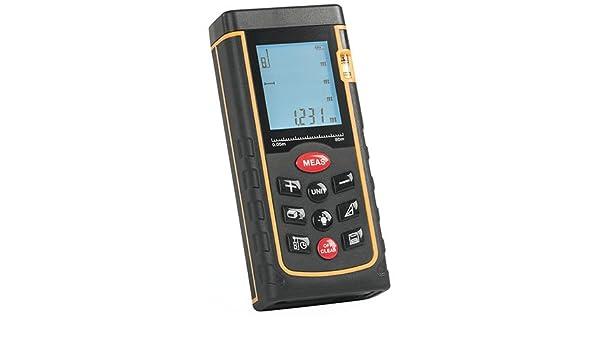 Tacklife Advanced Laser Entfernungsmesser : Elv laser entfernungsmesser le 80 messwertspeicher 80: amazon.de