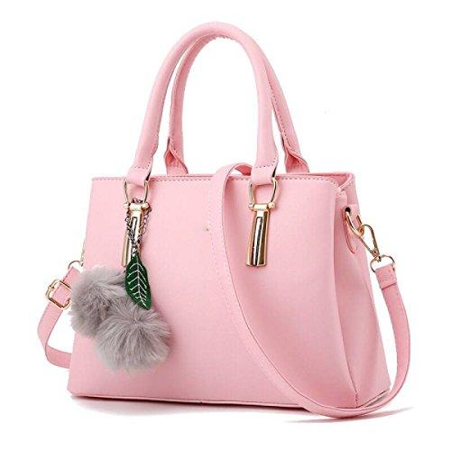 BUKUANG Frau Taschen Handtaschen Sommer Art Und Weise Einfache Handtasche Schultertasche Messenger Bag,A A