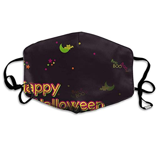 ti Dust Face Mouth Cover Mask Halloween Holiday Anti Pollution Breath Healthy Mask ()